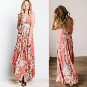 Free People Through The Vine Maxi